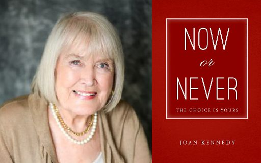 Upcoming the marsh joan kennedy delivers a powerful message that life is for living now whatever our age by believing that we are our own power source women of all ages can fandeluxe Gallery